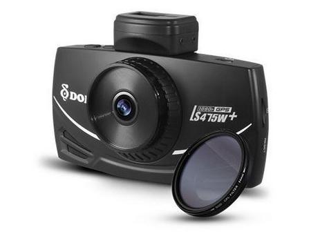 กล้องติดรถยนต์ DOD รุ่น LS475W+ DASH CAM LS475W+ 1080P GPS