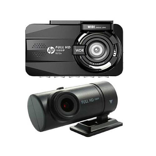 กล้องติดรถยนต์ HP F870X + RC3
